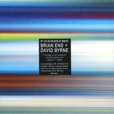 Brian Eno & David Byrne My Life in the Bush of Ghosts