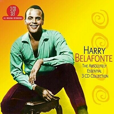Harry Belafonte The Absolutely Essential Remastered 3 CD