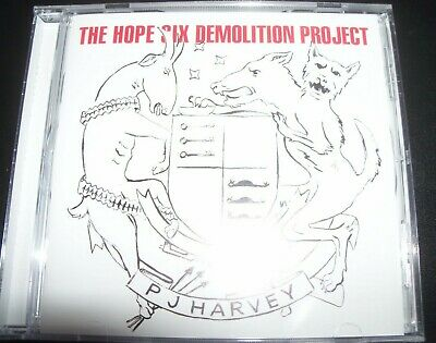 PJ HARVEY Hope Six Demolition Project, The (Australia) CD -