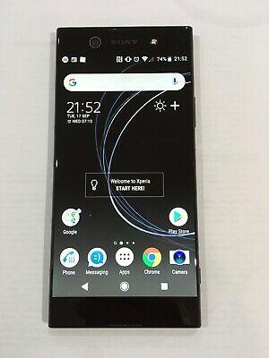 Sony Xperia XA1 Ultra - 32GB - Black (Unlocked) DUAL SIM