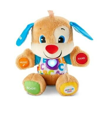 Fisher-Price FPM43 Smart Stages Puppy Laugh and Learn Soft