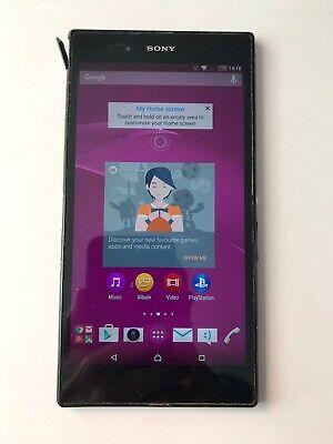 Sony Xperia Z Ultra Z Ultra CGB - Black (Unlocked)