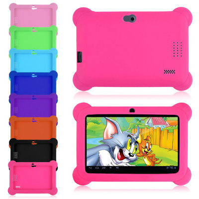 7″ INCH 8GB KIDS ANDROID 4.4 TABLET PC QUAD CORE WIFI