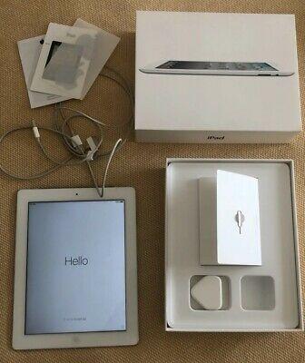 Apple iPad 2 16GB, Wi-Fi + Cellular 3G (Unlocked), 9.7in -