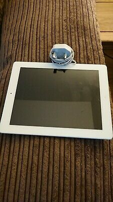 Apple iPad 4th Gen. 16GB, Wi-Fi + Cellular, 9.7in - White.