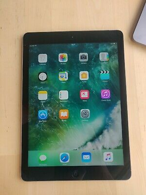 Apple iPad Air. 16GB, Wi-Fi + Cellular (unlocked), 9.7in -