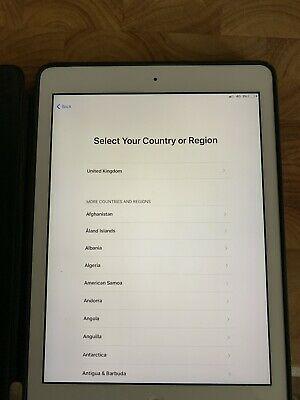 Apple iPad Air 1st Gen. 128GB, Wi-Fi + Cellular (Unlocked),