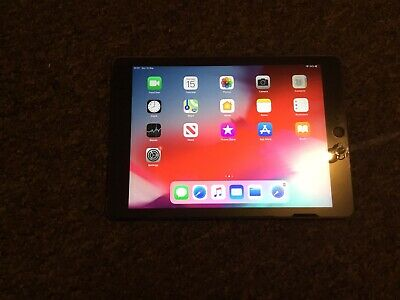 Apple iPad Air 2 16GB, Wi-Fi + Cellular (Unlocked), 9.7in -