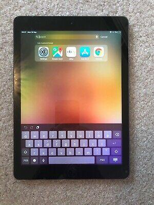 Apple iPad Air 64GB Silver White WiFi A