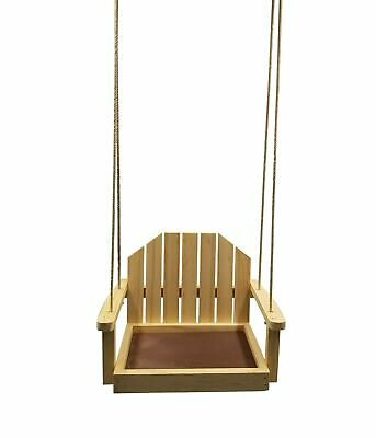 Dehner Natura Wild Bird Feeding Swing Approx. 23 x 17 x 14