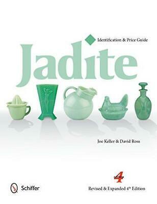 Jadite: Identification & Price Guide, Hardback, by Joe