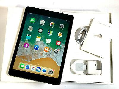 *MINT* Apple iPad 5th Gen. 32GB Wi-Fi + Cellular (Unlocked)