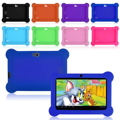 """NEWEST 7"""" INCH KIDS ANDROID 4.4 TABLET PC QUAD CORE WIFI HD"""