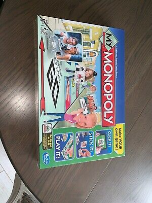 New My Monopoly Board Game