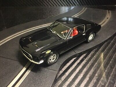 PIONEER SLOT CAR NEW UNBOXED MUSTANG FASTBACK GT 'ROUTE 66'
