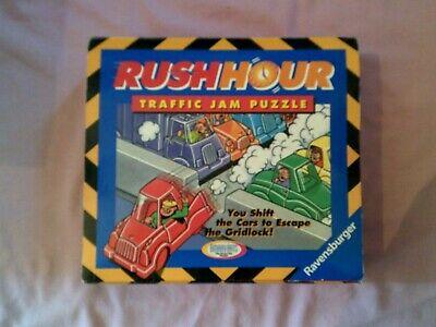 RUSH HOUR: TRAFFIC JAM PUZZLE LOGIC GAME - FAST POST -