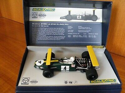 SCALEXTRIC Ca Legends Brabham BT26A as driven by Jackie
