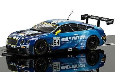 SCALEXTRIC Slot Car C Bentley Continental GT3, Team HTP