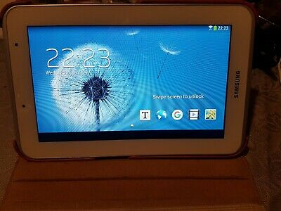 Samsung Galaxy Tab 2 GT-PGB, Wi-Fi, 7 inch - White
