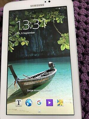 Samsung Galaxy Tab A 8GB, Wi-Fi Only, 7 inch - White