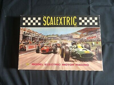 Scalextric My First Scalextric Set-31(Tri-Ang Set) Early To