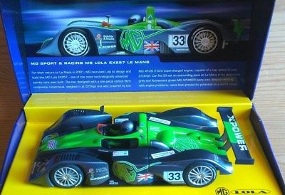 Scalextric Sport CA - MG Lola EX257 Le Mans