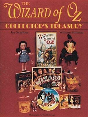 Wizard of Oz Collector's Treasury, Hardback, by Jay Scarfone