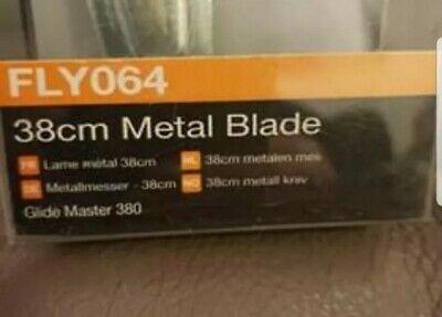 FLYMO Lawnmower Blade 38cm Glide Master 360 FLY064 Genuine