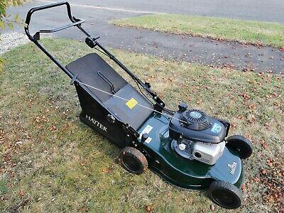 Hayter Motif 48 / Honda powered petrol lawn mower