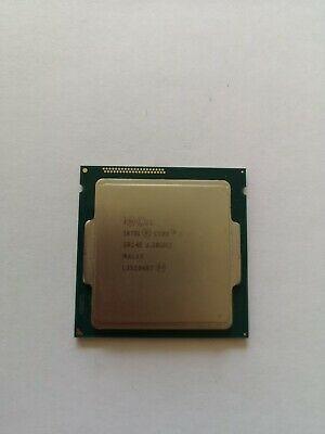 Intel Core iGHz SR14E Quad Core CPU Haswell