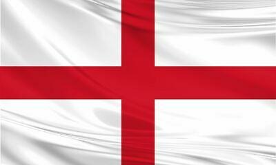 Large England St George Flag 5ft x 3ft / 1.5m x 90cm