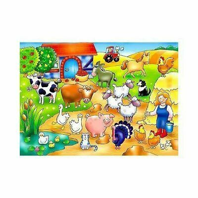 Orchard Toys Whos On The Farm Jigsaw Puzzle