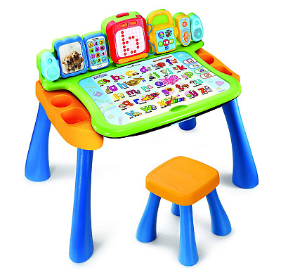 VTech  Touch and Learn Activity Desk - Multi-Colour
