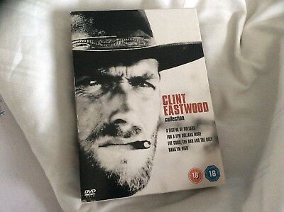 Clint Eastwood Collection - A Fistful Of Dollars/The Good,