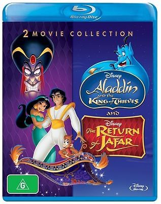 The Aladdin - Return Of Jafar / Aladdin And The King Of