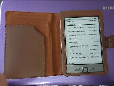 Amazon Kindle 4th Generation 6in Ebook Reader - Graphite,