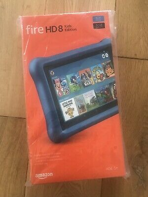 Amazon Kindle Fire HD 8 Kids Edition Tablet- 32GB Blue