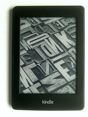 Amazon Kindle Paperwhite (5th Generation) 2GB, Wi-Fi, 6in -