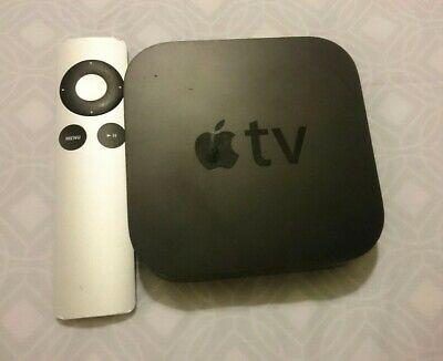 Apple TV Ard Generation HD P Fast Media Streamer -