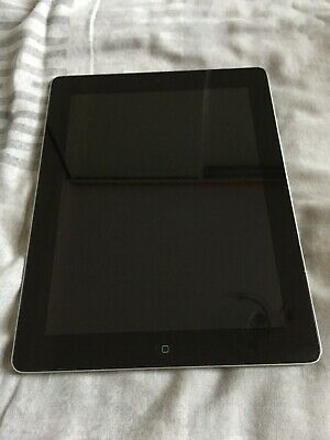 Apple iPad 4th Gen. 16GB, Wi-Fi + Cellular, 9.7in - Black
