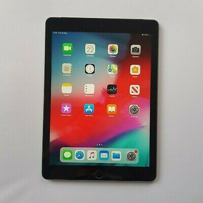 Apple iPad 6th Gen. 32GB WiFi + Cellular (Unlocked) 9.7in