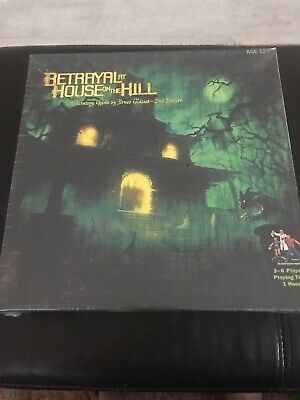Betrayal at House on the Hill - Board Game Brand New