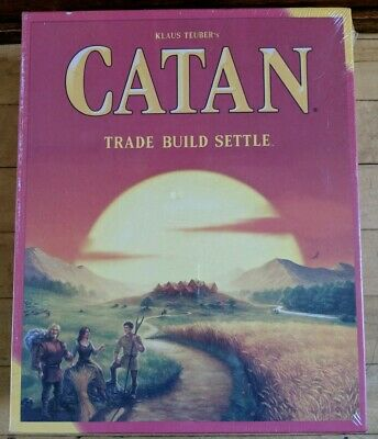 Catan Board Game 5th Edition, . The Settlers Of Catan.