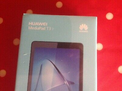 HUAWEI MEDIAPAD TGB, WI-FI 7in - SPACE GREY.