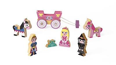 Janod J Mini Story Wooden Game, Princesses