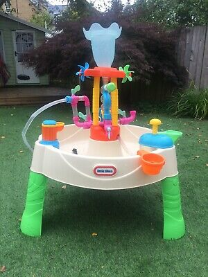 Little Tikes M Fountain Factory Water Table -