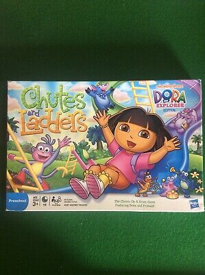 NICKELODEON DORA THE EXPLORER CHUTES AND LADDERS GAME