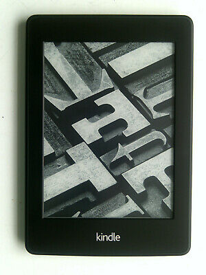 New Amazon Kindle Paperwhite (6th Generation) 4GB, Wi-Fi, 6""