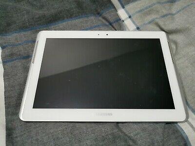 Samsung Galaxy Tab 2 GT-PGB Wi-Fi 10.1inch - White -