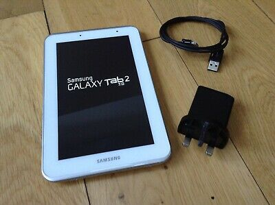 Samsung Galaxy Tab 2 GT-PGB, Wi-Fi, 7 inch - Pearl
